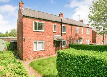 Thumbnail 3 bed semi-detached house for sale in Fletcher Avenue, Dronfield, Derbyshire