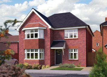 "Thumbnail 4 bed detached house for sale in ""The Oxford"" at Ashlawn Road, Rugby"