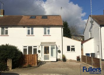 Thumbnail 4 bed semi-detached house to rent in Southfield, Barnet