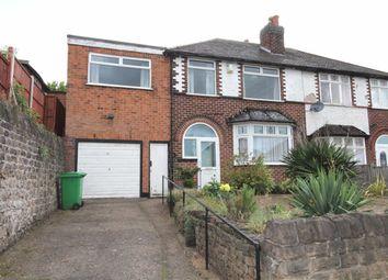 Thumbnail 4 bedroom semi-detached house for sale in Churchfield Lane, Radford, Nottingham