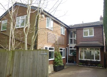 Thumbnail 4 bed detached house to rent in The Drive, Brookmans Park, Herts