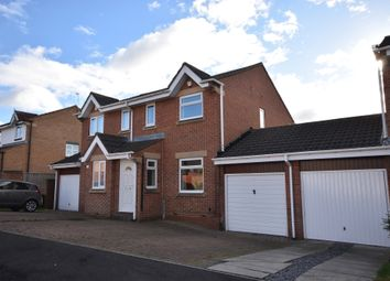 Thumbnail 2 bed semi-detached house to rent in Runcie Road, Bowburn, Durham