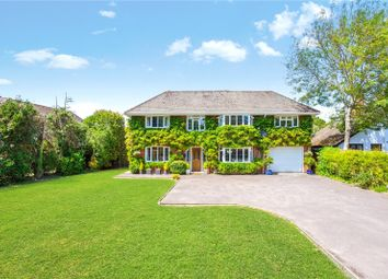Thumbnail 5 bed detached house for sale in Milford Road, Lymington
