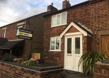 Thumbnail 2 bedroom end terrace house for sale in Wereton Road, Audley, Stoke-On-Trent