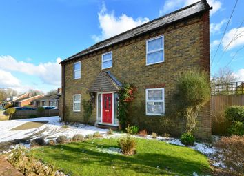 Thumbnail 5 bed detached house for sale in The Street, West Hougham, Dover