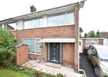 Thumbnail 5 bed semi-detached house for sale in Standmoor Road, Whitefield, Manchester, Greater Manchester