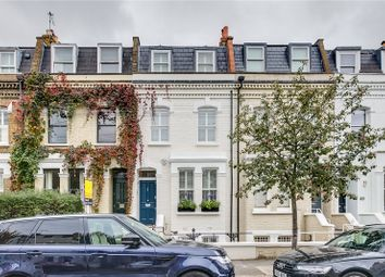 Thumbnail 4 bed terraced house for sale in Kilmaine Road, Fulham, London