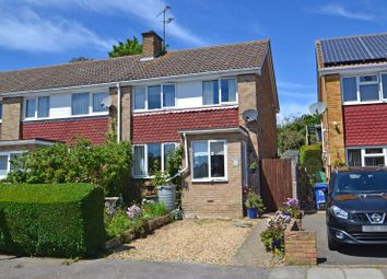 Thumbnail 3 bed end terrace house for sale in Coombe Drive, Sittingbourne