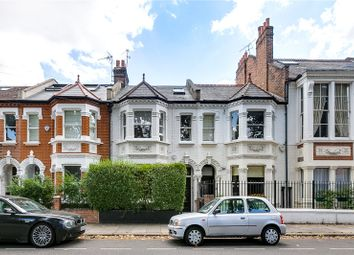Thumbnail 4 bed terraced house for sale in Clancarty Road, South Park, Fulham, London