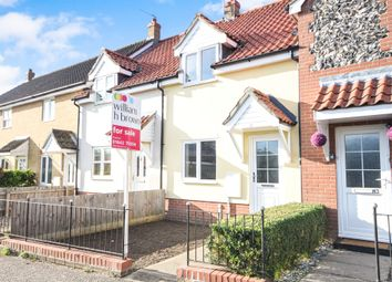 Thumbnail 2 bed terraced house for sale in Grove Lane, Thetford