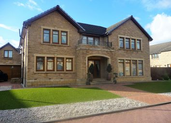 Thumbnail 5 bed detached house for sale in Captains Walk, Lanarkshire