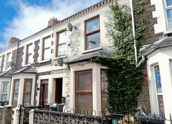 Thumbnail 3 bed terraced house to rent in Alfred Street, Roath, Cardiff