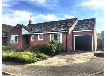 Thumbnail 2 bed detached bungalow for sale in Meadow Close, Holt