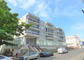 Thumbnail 2 bed flat for sale in West Cliff Gardens, Folkestone