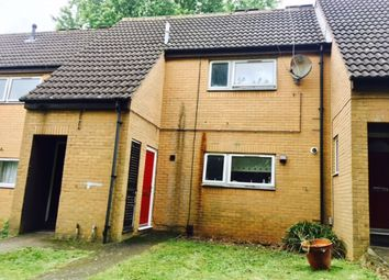 Thumbnail 1 bed flat for sale in Littlewood Close, Northampton