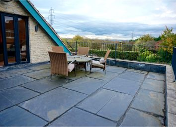 Thumbnail 4 bed detached house for sale in Tipsey Court, Barnsley