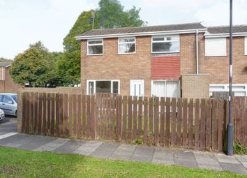 Thumbnail 3 bedroom end terrace house for sale in Lowbiggin, Westerhope, Newcastle Upon Tyne