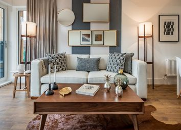 Thumbnail 1 bed flat for sale in 445 Woolwich Road, Greenwich