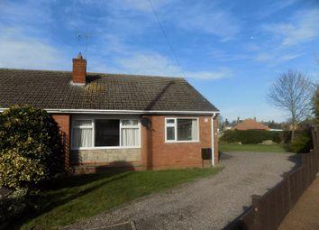 Thumbnail 2 bedroom semi-detached bungalow to rent in Dene Close, Penkridge, Stafford