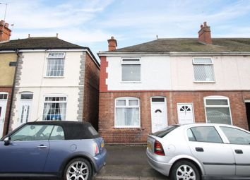 Thumbnail 3 bed end terrace house for sale in Nethersole Street, Polesworth, Tamworth
