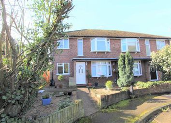 Thumbnail 2 bedroom maisonette to rent in Alghers Mead, Loughton, Essex