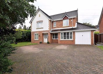 Thumbnail 5 bed detached house for sale in Walsingham Drive, Runcorn, Cheshire