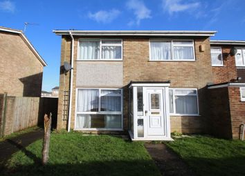 Thumbnail 3 bed end terrace house for sale in Yew Walk, Hazlemere, High Wycombe