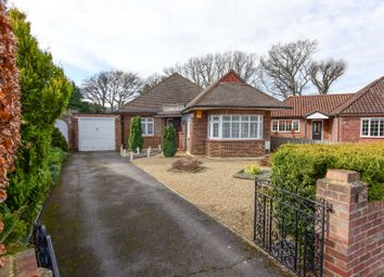 Thumbnail 4 bed bungalow to rent in The Furrows, Walton-On-Thames