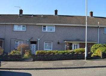 Thumbnail 2 bed terraced house to rent in Brondeg Crescent, Manselton, Swansea.