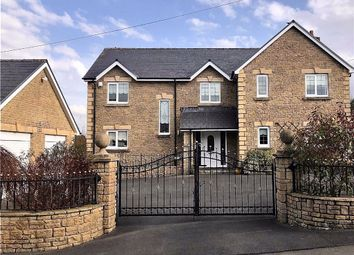 Thumbnail 4 bed detached house for sale in Culla Road, Trimsaran, Llanelli
