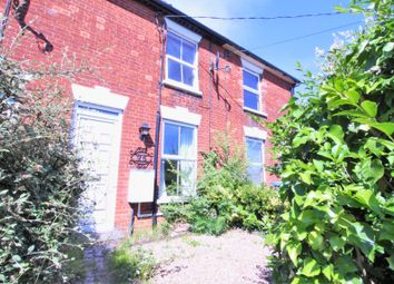 Thumbnail 2 bedroom terraced house for sale in Wissett Road, Halesworth