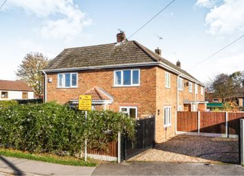 Thumbnail 3 bed end terrace house for sale in Windsor Road, Crowle