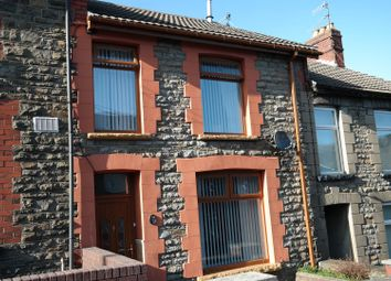 Thumbnail 3 bed terraced house for sale in Bailey Street, Mountain Ash