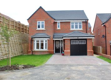 Thumbnail 4 bed detached house for sale in Meadow Court, Grassmoor, Chesterfield