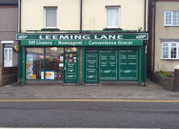 Thumbnail Retail premises for sale in Leaming Lane South, Nottinghamshire