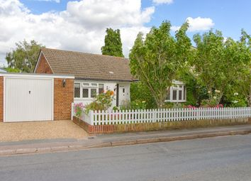 Thumbnail 2 bed detached bungalow for sale in Mount Pleasant, Hertford Heath, Hertford