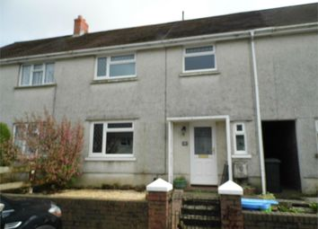 Thumbnail 3 bed terraced house to rent in Heol Y Berllan, Crynant, Neath, West Glamorgan