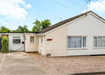 Thumbnail 2 bedroom semi-detached bungalow for sale in Mill Gardens, Elmswell, Bury St. Edmunds