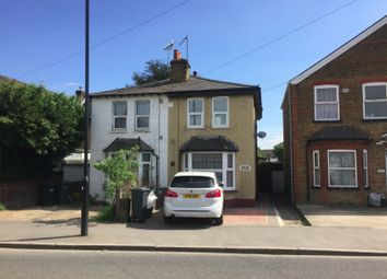 Thumbnail 2 bed semi-detached house for sale in Hatton Road, Bedfont/Feltham