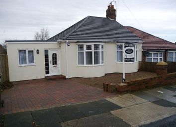 Thumbnail 3 bedroom semi-detached bungalow for sale in Whittington Grove, Fenham, Newcastle Upon Tyne
