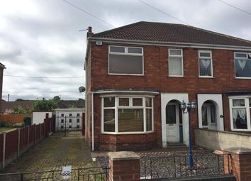 Thumbnail 3 bed semi-detached house to rent in St Hugh's Crescent, Scunthorpe