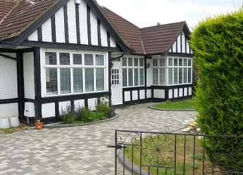 Thumbnail 5 bed detached bungalow to rent in Barn Hill, Wembley Park