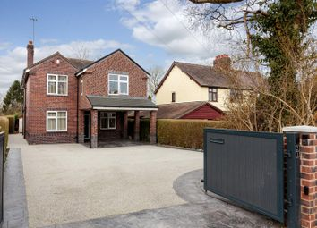 Whalley Avenue, Penkhull, Stoke-On-Trent ST4. 4 bed detached house for sale