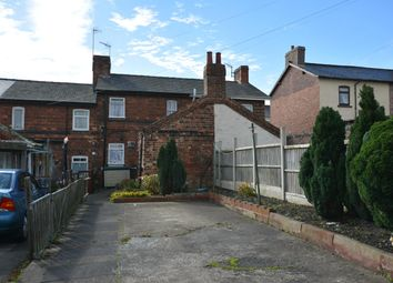 Thumbnail 2 bedroom terraced house for sale in Allport Terrace, Barrow Hill, Chesterfield