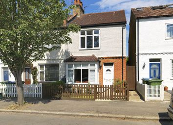 Thumbnail 2 bed semi-detached house for sale in Kings Road, Long Ditton