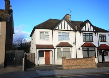 Thumbnail 3 bed semi-detached house for sale in Upminster Road, Hornchurch