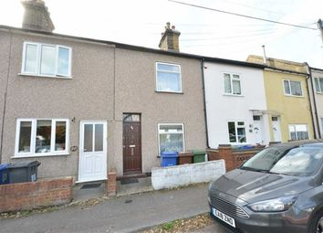 Thumbnail 3 bed terraced house to rent in William Street, Grays, Essex