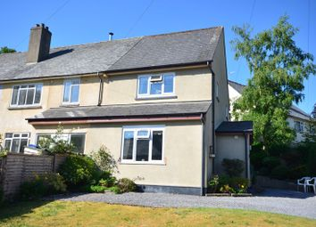 Thumbnail 2 bed terraced house for sale in Orchard Meadow, Chagford, Newton Abbot