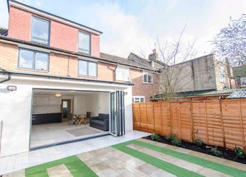 Thumbnail 4 bedroom terraced house for sale in St. Margarets Road, London
