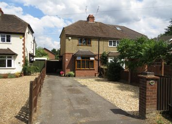 Thumbnail 2 bed semi-detached house for sale in Mill Lane, Earley, Reading
